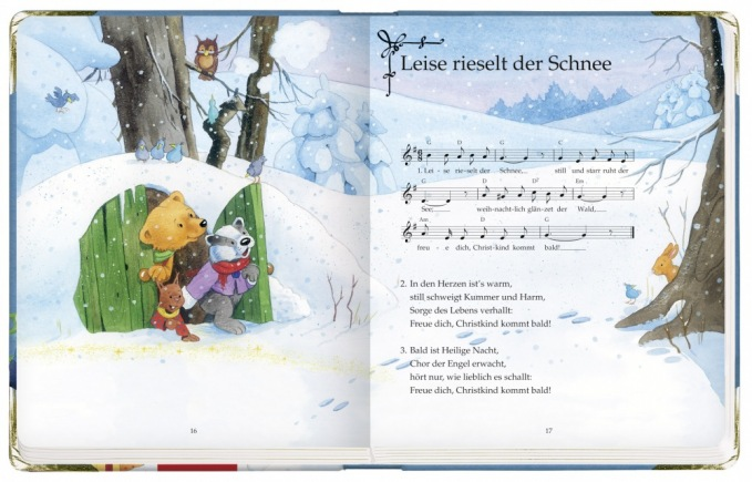Coppenrath: Frohe Weihnachten! Erste Geschichten, Lieder & Gedichte