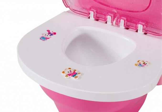 Zapf Creation Baby Born Interactive Lustige Toilette