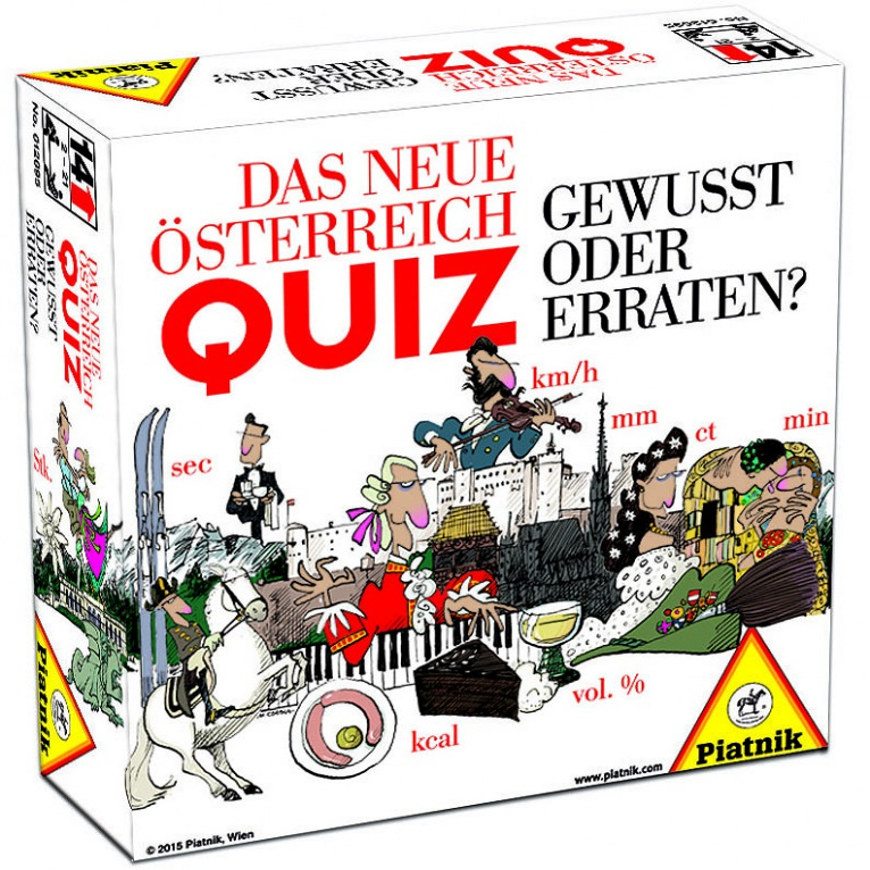 österreich Quiz