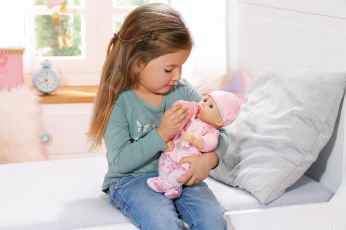"""Zapf Creation - My First Baby Annabell® """"I Care for You"""""""