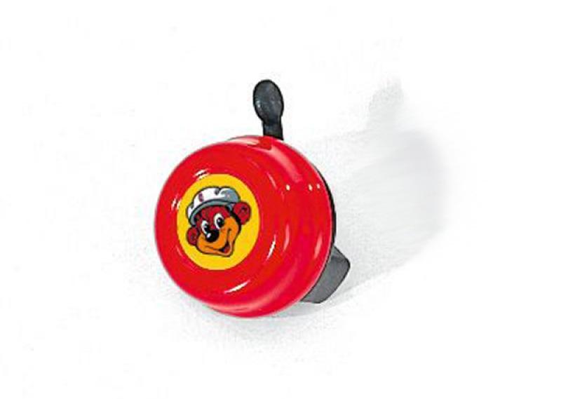 Puky G 16 Sicherheits-Glocke CDT und CAT 9981 rot