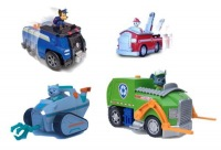 Spin Masters - Paw Patrol Deluxe Feature Vehicle